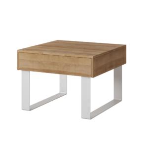 Malý konferenčný stolík s úložným priestorom Calabrini
