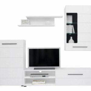 Minimalistická obývacia stena Lena