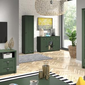 Obývacia zostava Provence - green