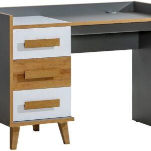 Písací stôl so zásuvkami Werso W8