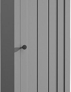 Policová skriňa S1D Provence - grey