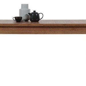 Rozkladací jedálenský stôl Ivo - Dub April
