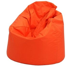 Sedací vak JUMBO oranžový