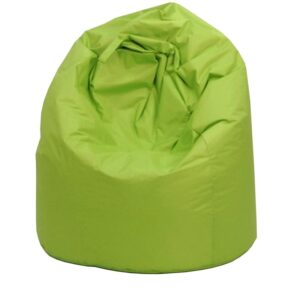 Sedací vak JUMBO zelený