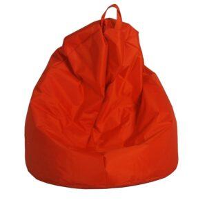 Sedací vak STANDARD oranžový