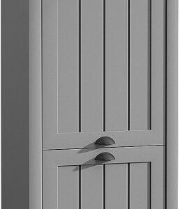 Skriňa do predsiene S1D2S Provence - grey