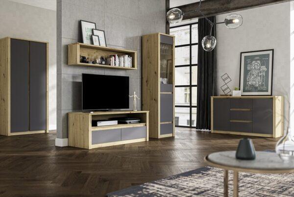 Televízny stolík Malta