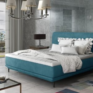Čalúnená manželská posteľ Asteria 140x200