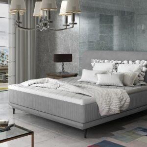 Čalúnená manželská posteľ Asteria 160x200