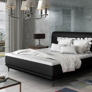 Čalúnená manželská posteľ Asteria 180x200