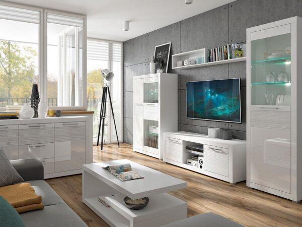 Flames obývačka