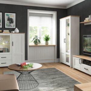Loksa obývačka